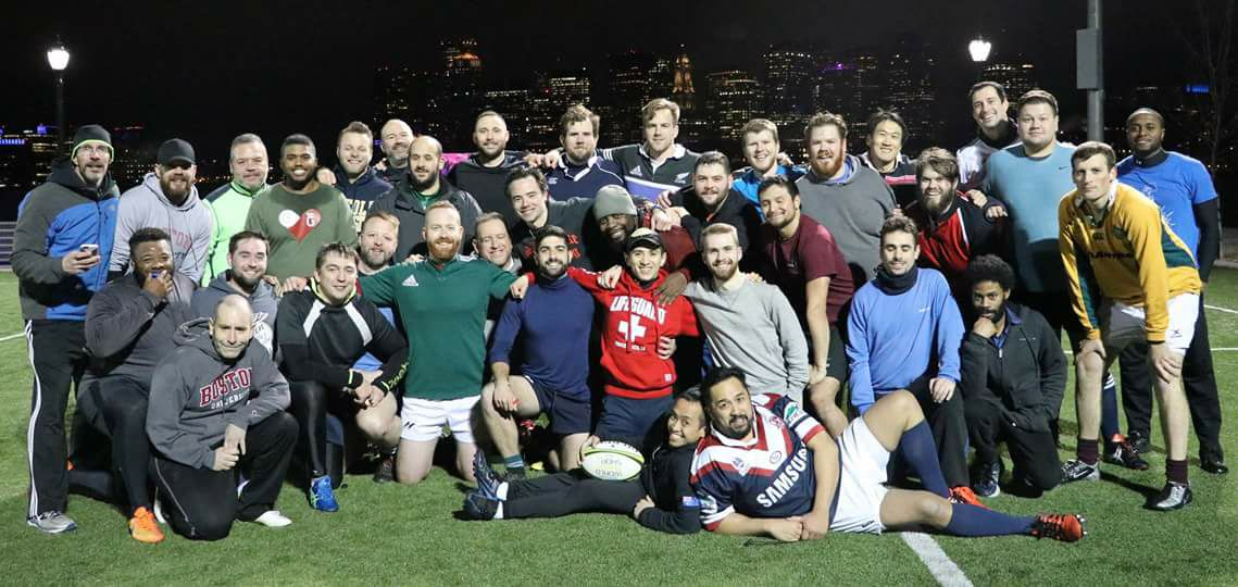 Boston Ironsides Rugby Football Club